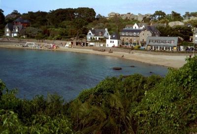 mobilhome locations de vacances tregastel-plage